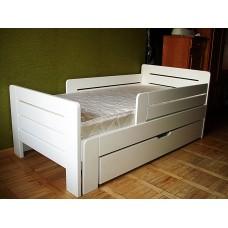 Детская растущая кровать